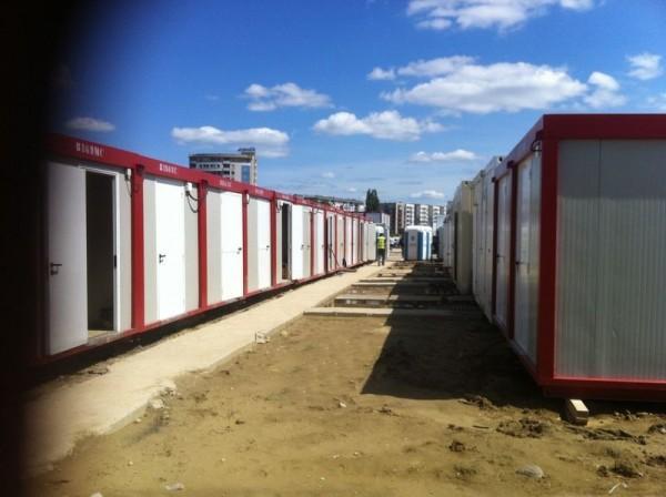 kontenery jako pomieszczenia