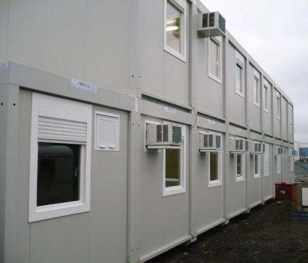 kontenery pomieszczenia socjalne na budowie
